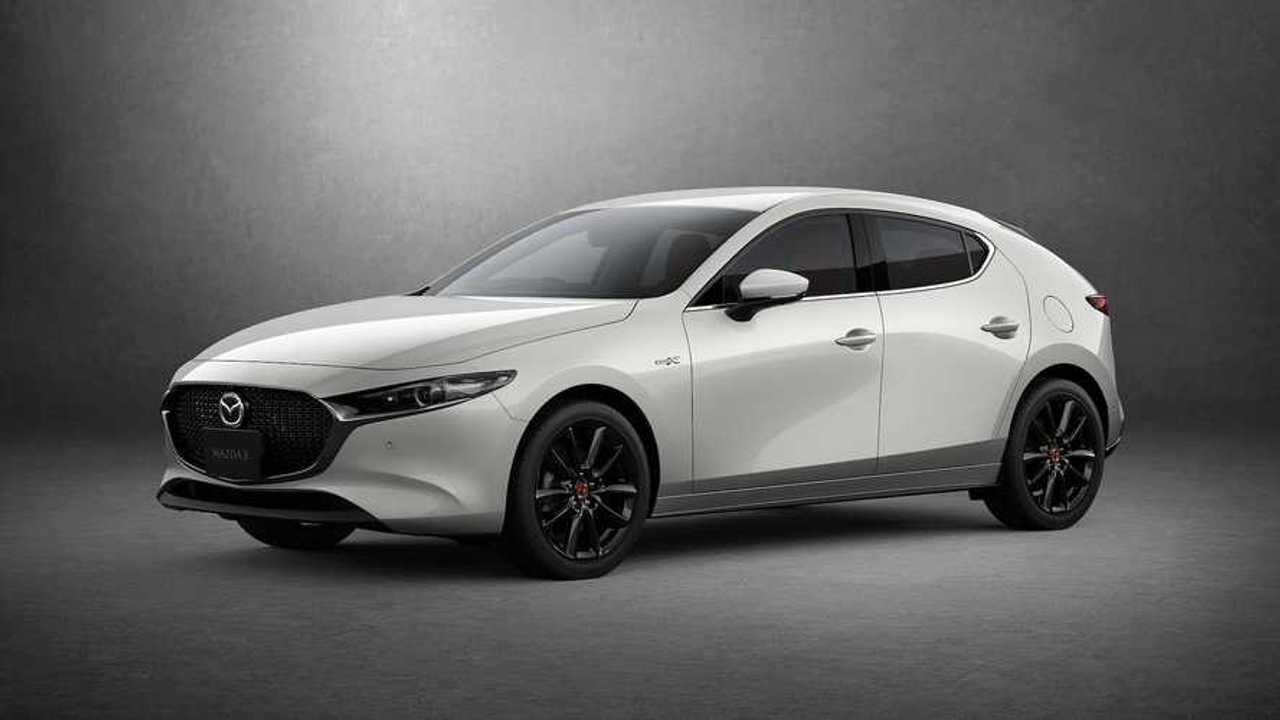 2021 Mazda3 güncellemeler (Japonya)
