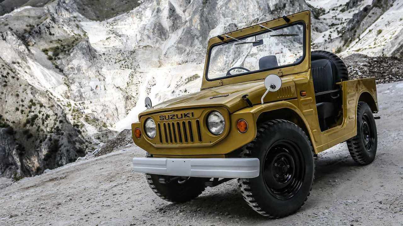 Suzuki Jimny, 50 años de historia