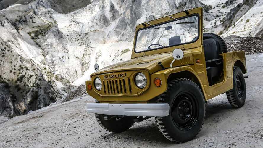 El Suzuki Jimny está de aniversario: 50 años de historia y más