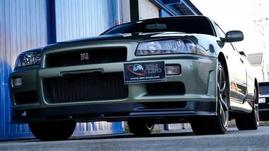 2002 Nissan Skyline GT-R V spec II Nur for sale