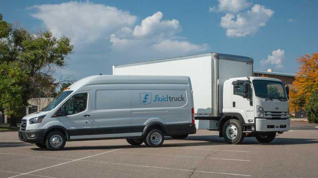 Fluid Truck Orders 600 Lightning Electric Vehicles