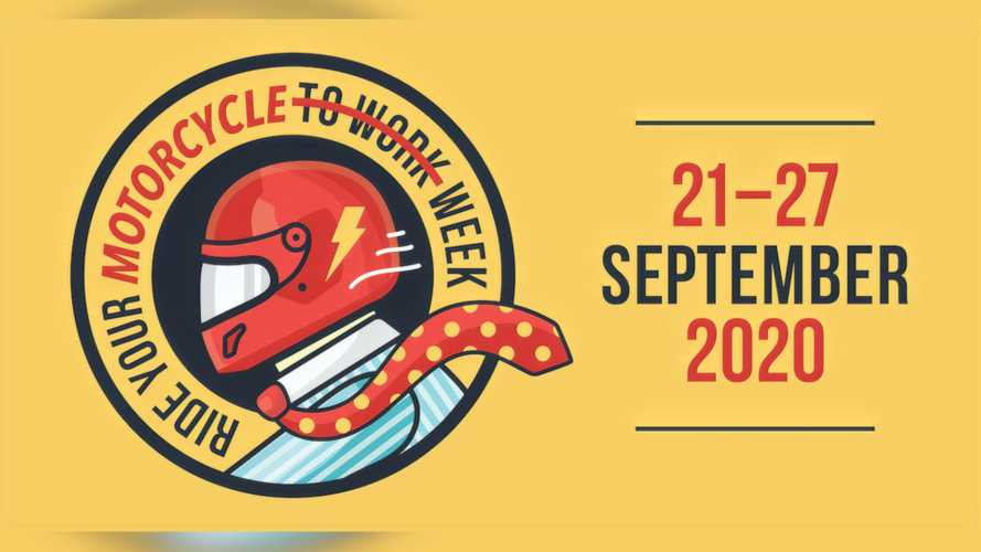 Australia's Ride Your Motorcycle Week Is Headed Your Way In 2020