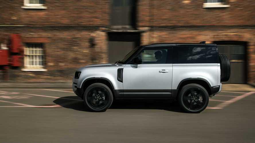 2021 Land Rover Defender 90 - 5174668