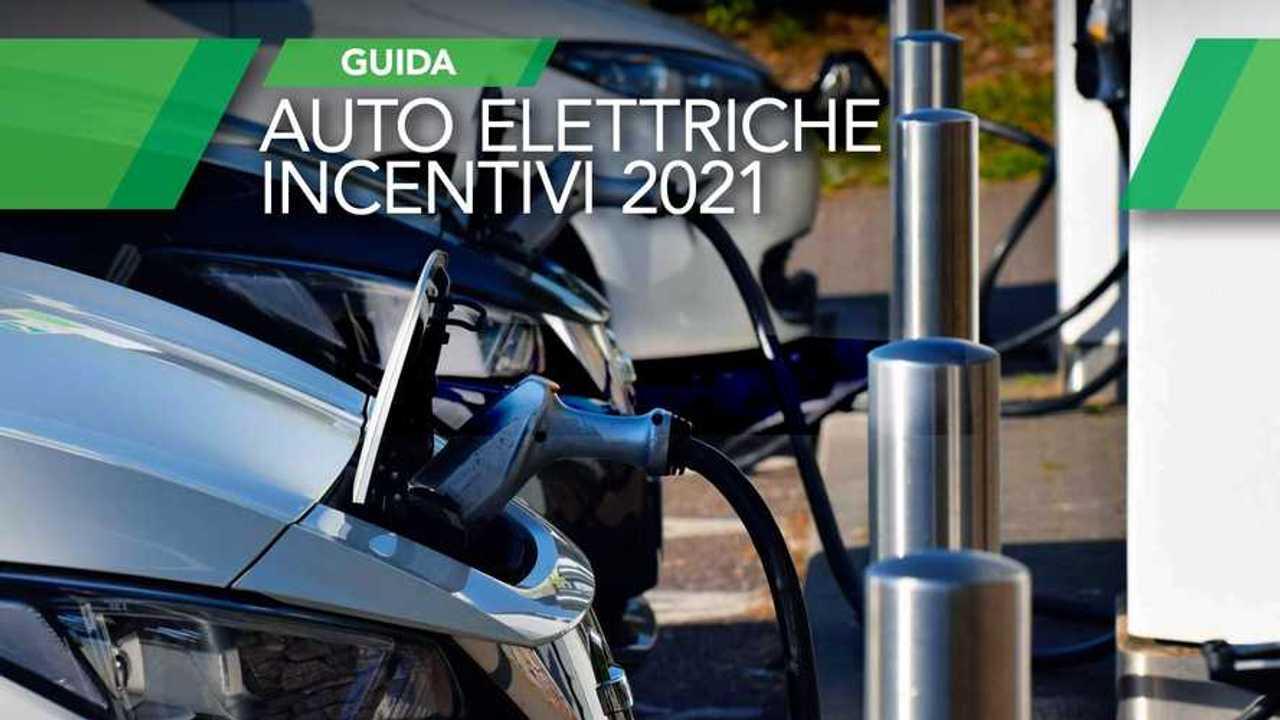 Guida incentivi auto elettriche 2021