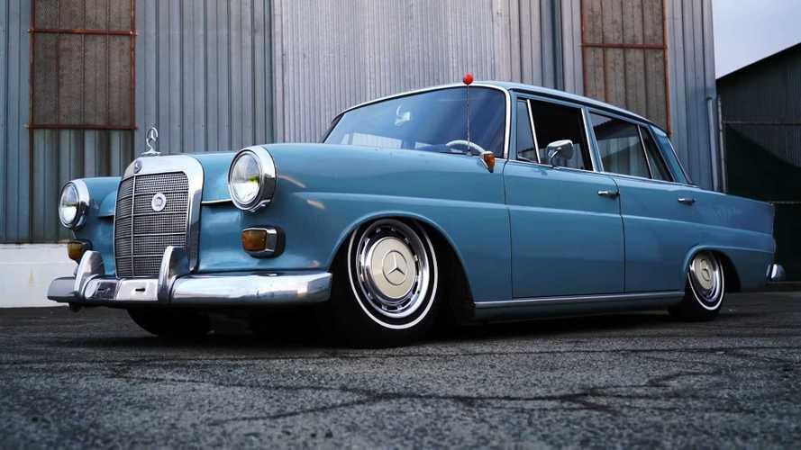Követtek már el ennél nagyobb bűnt Mercedes tuning során?