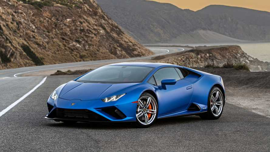 2020 Lamborghini Huracan Evo RWD: First Drive