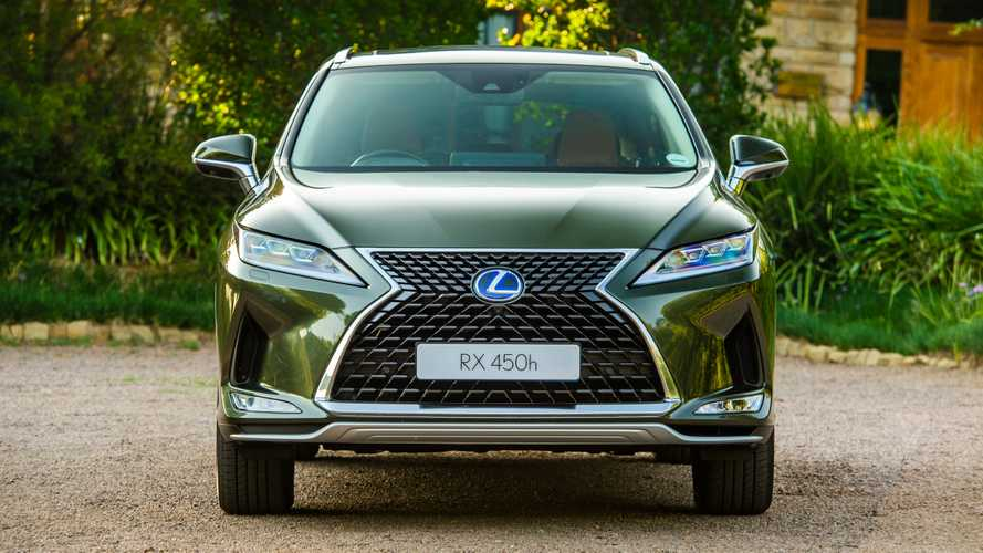 Lexus Trademarks RX450h+ Name, Strongly Suggesting Arrival Of PHEV Models