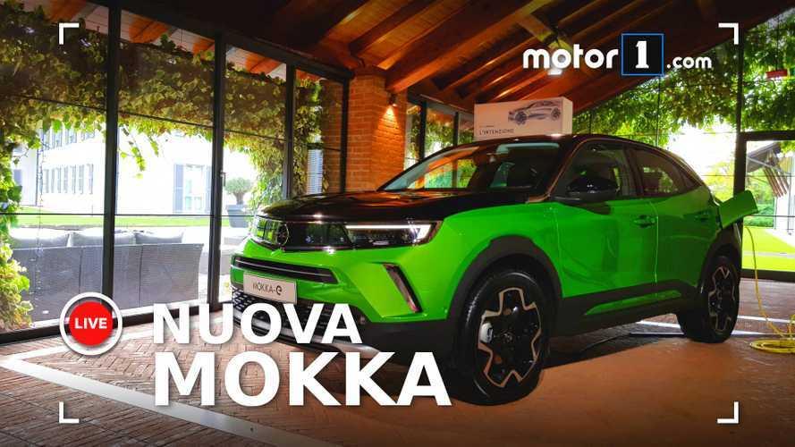 Nuova Opel Mokka (2021), prezzi a partire da 22.200 euro