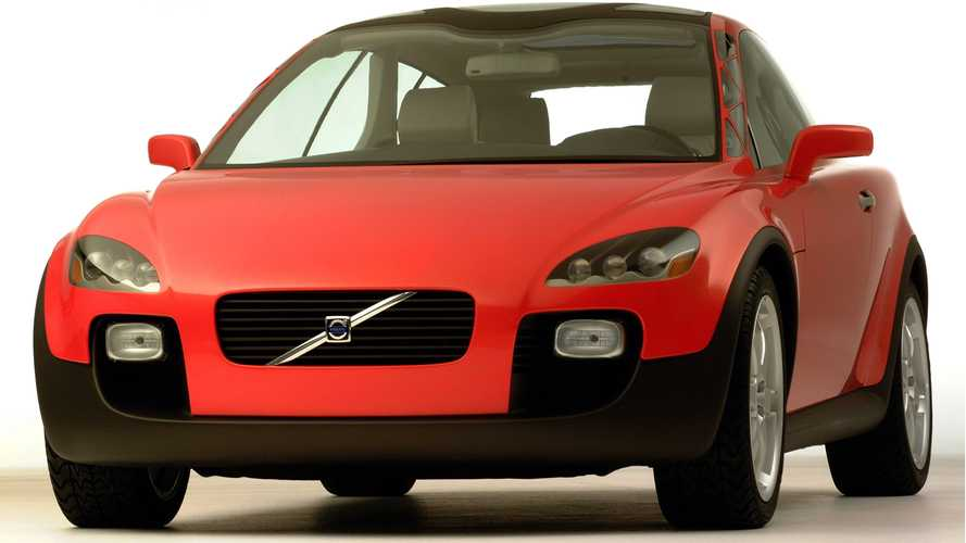 Volvo Safety Concept Car (SCC) (2001)