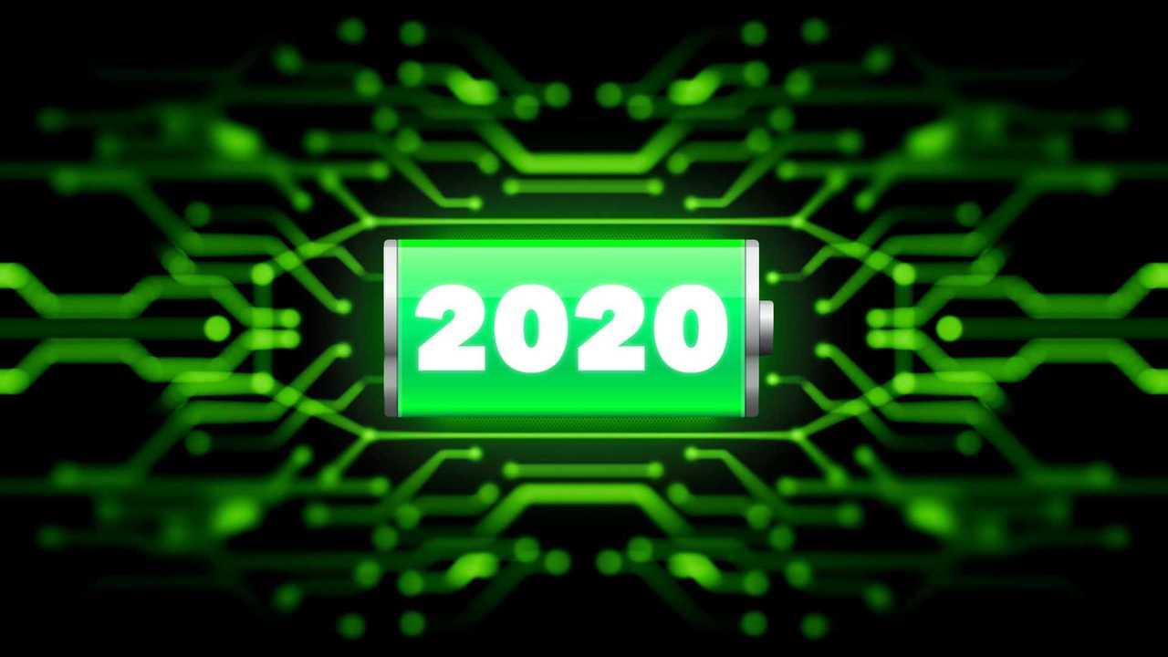 Batterie 2020