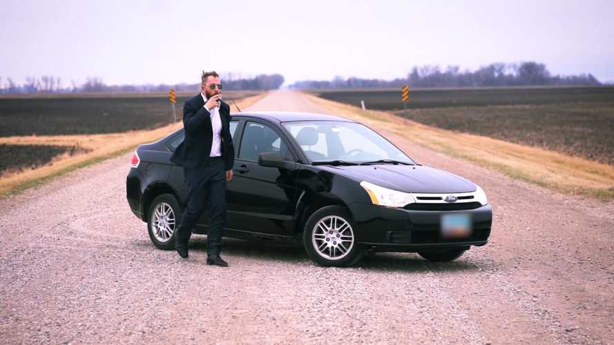 Guy Gets Creative Selling His 2010 Ford Focus With Hollywood-Style Ad