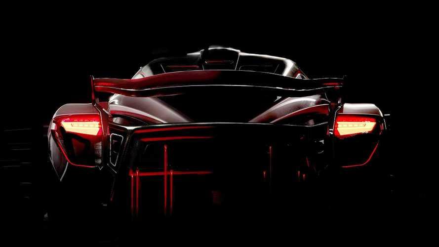 Picasso PS-01, el supercoche suizo con motor Alfa Romeo V6 biturbo