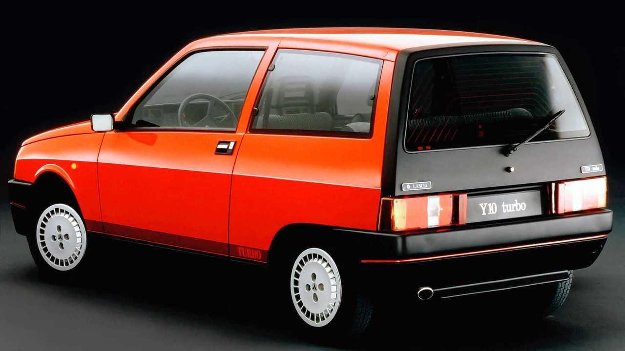35 anni di Lancia Ypsilon, dalla Y10 ad oggi
