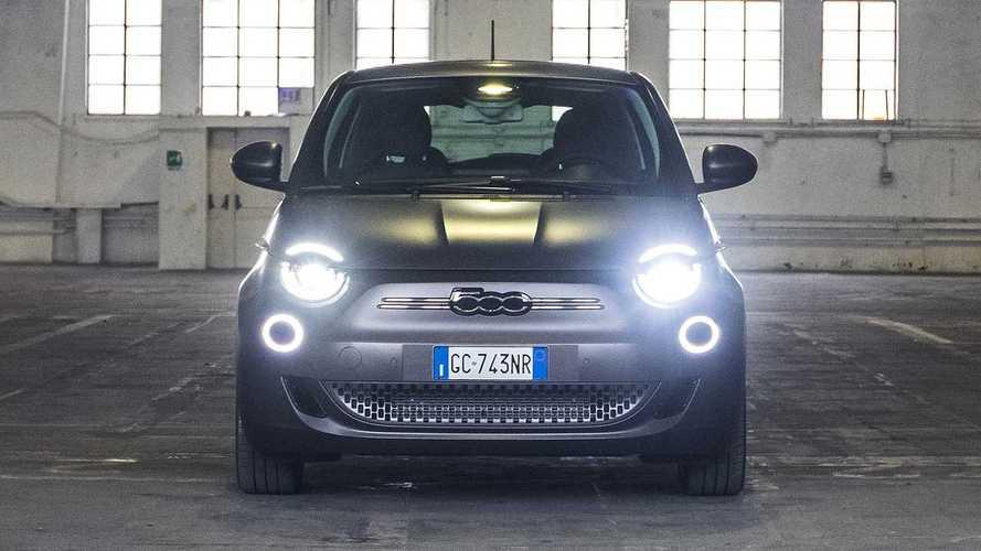 La Fiat 500 elettrica vince il premio Auto Europa 2022