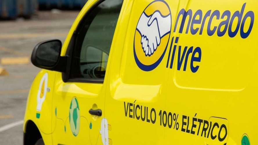 Mercado Livre adquire mais 51 veículos elétricos para o Brasil