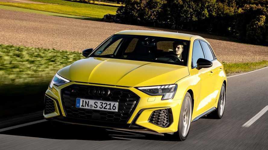 Test Audi S3 (2020): AMG A 35-Gegner erfreulich fahraktiv