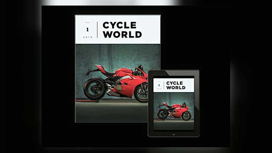 Cycle World Will Cease Print Publication In 2020