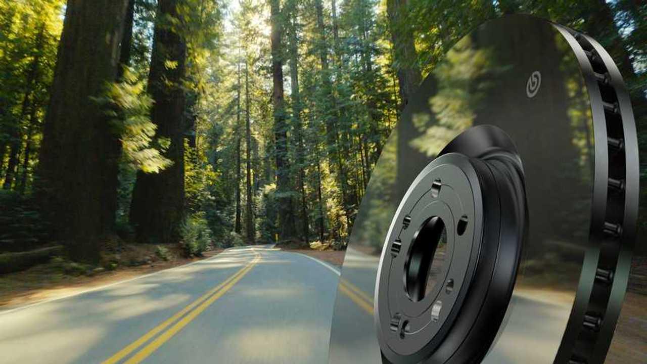 Brembo Greentive Brake Disc