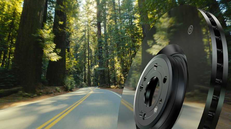Brembo Launching Brake Discs With Mirror Finish