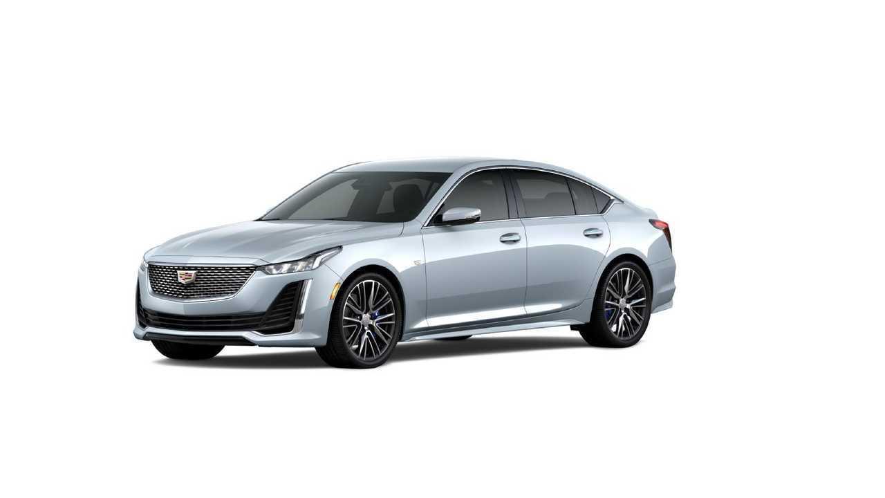 2020 Cadillac CT4 ve CT5