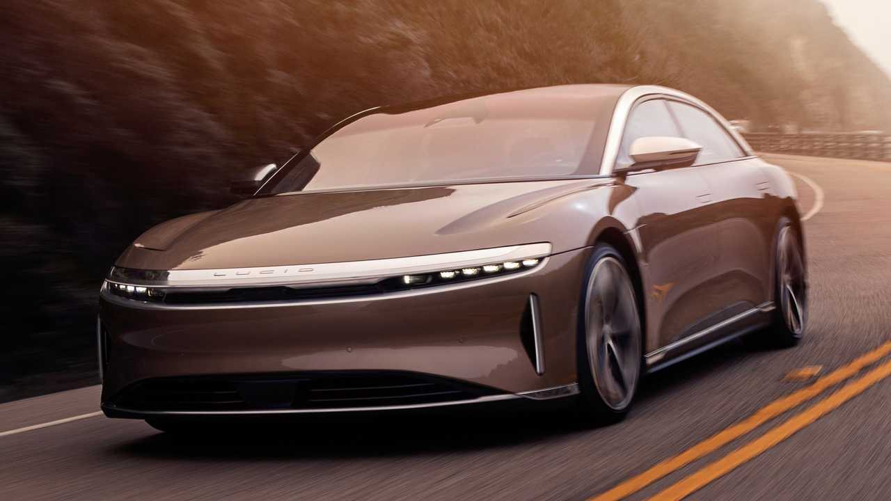 2021 Lucid Air Dream Edition Feature
