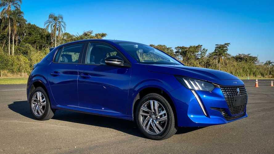 Peugeot 208 2021: novo aumento de preços aproxima hatch dos R$ 100 mil