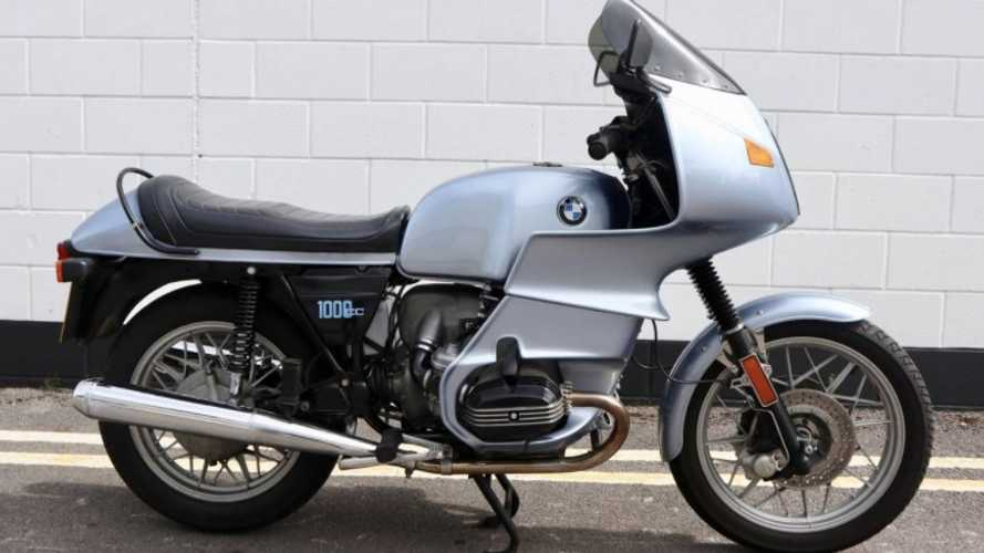 This 1979 BMW R100S Is Up For Grabs