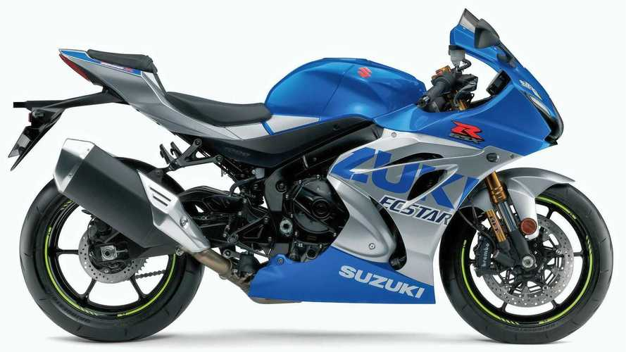Suzuki Confirms 2021 Off-Road, Dual Sport, and Sportbike Range