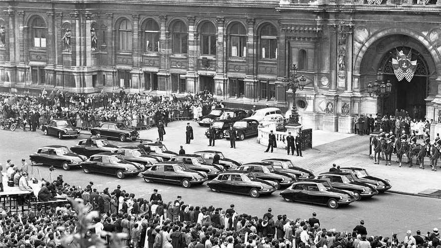 65 Jahre DS: Einblicke in die Geschichte der DS von Charles de Gaulle