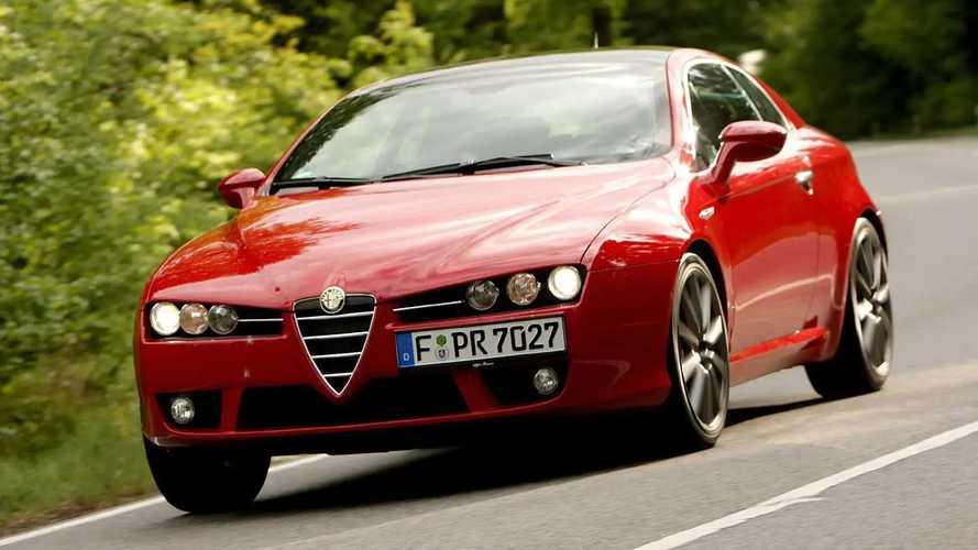 Alfa Romeo Brera (2005-2010)