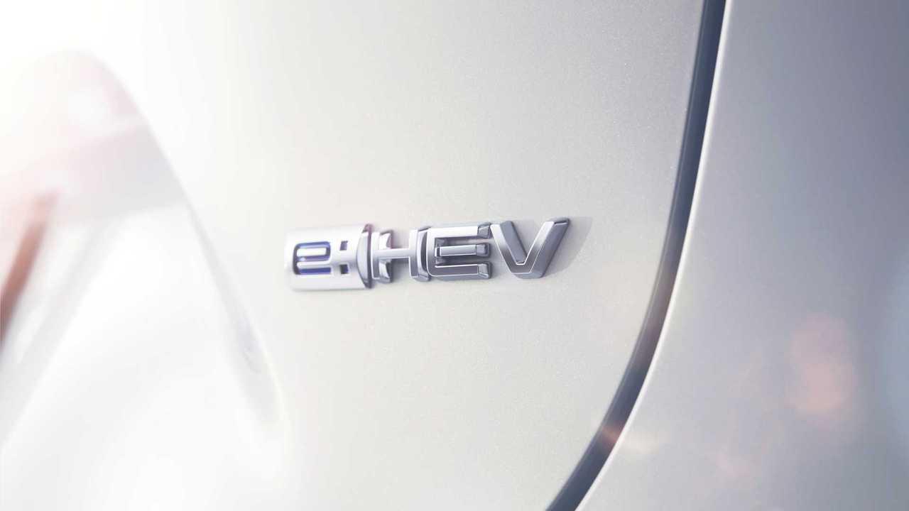 Тизеры Honda HR-V третьего поколения