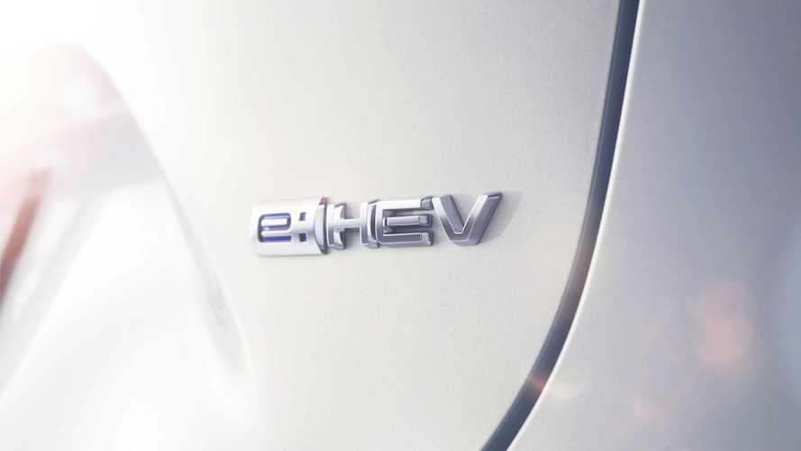 Honda HR-V (2021), il teaser