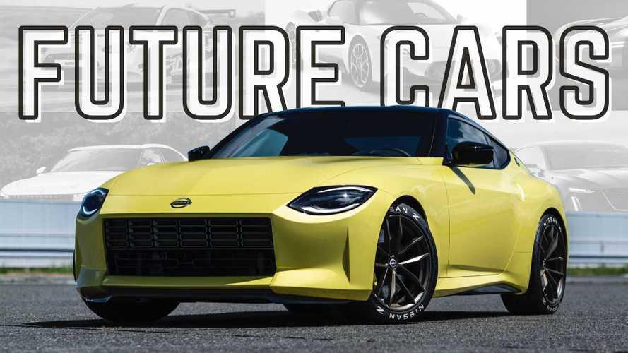 Future Cars Of 2021-2025