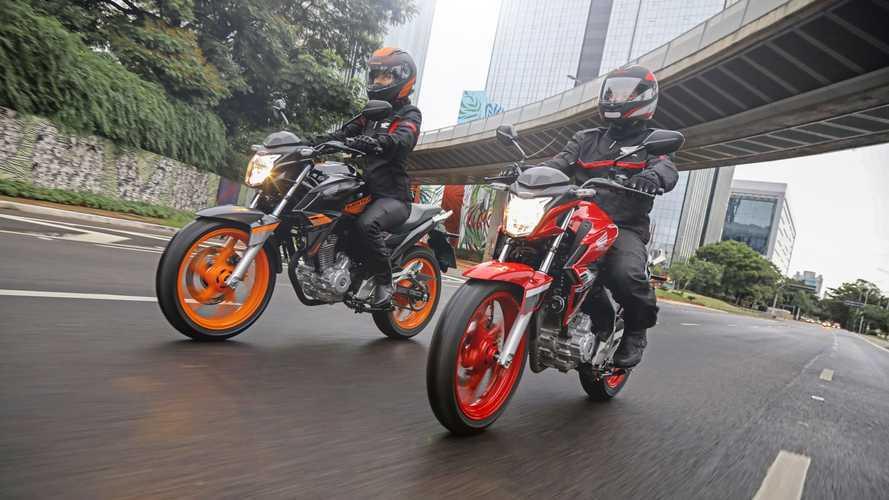 Honda CB 250F Twister 2021 é lançada a partir de R$ 15.790