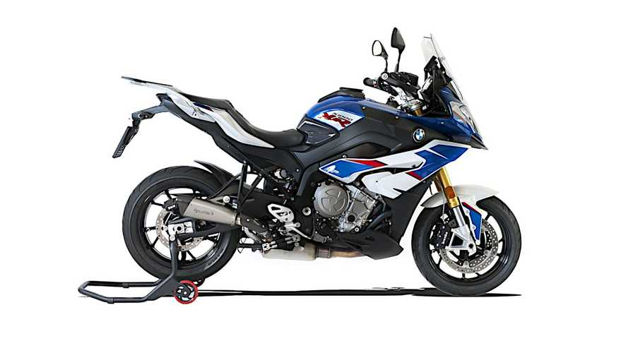 HP Corse Introduces New Slip-On Exhausts For Your BMW S 1000 XR