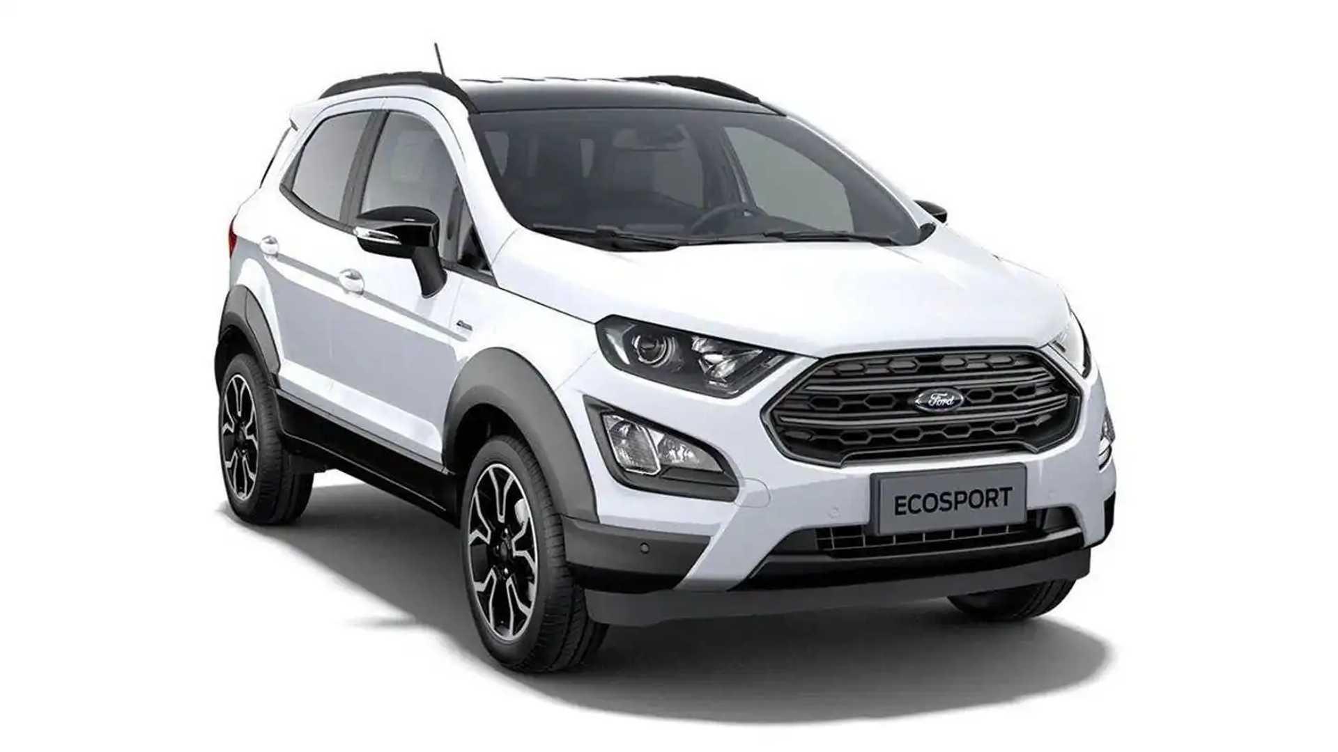 Ford Ecosport Europeu Ganha Versao Aventureira Active Inspirada Na Storm Nacional