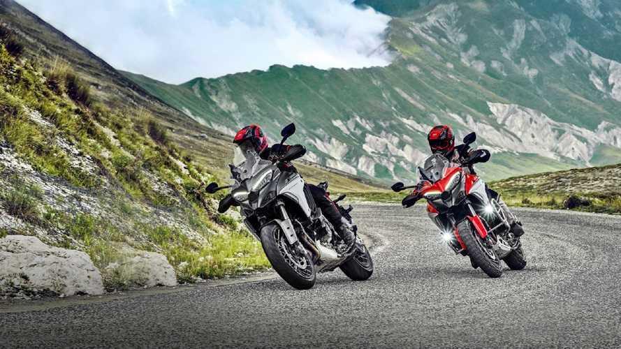 Ducati Multistrada V4, la Multi-moto arriva alla quarta generazione