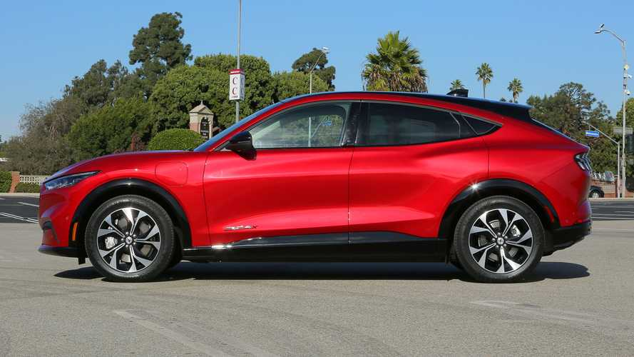 Ford Developed Mustang Mach-E To Beat Porsche Macan