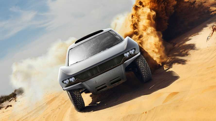 Prodrive Is Building The Street-Legal Dakar Racer Of Your Dreams