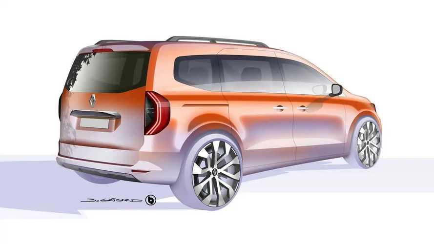 Renault Kangoo et Kangoo Van (2021)
