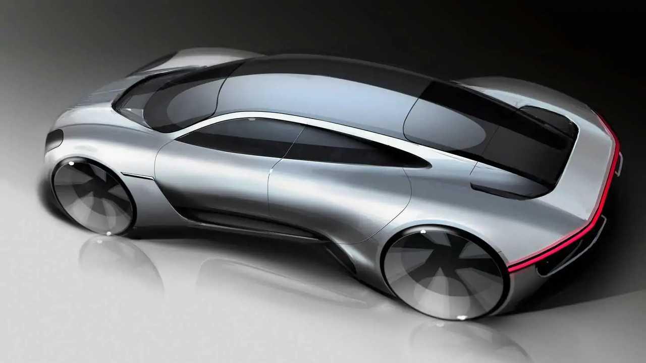 Posible berlina eléctrica por debajo del Porsche Taycan