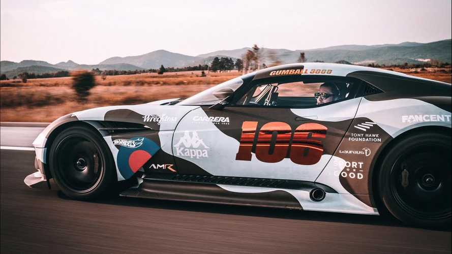 Aston Martin Vulcan Road Car Doesn't Look Comfortable To Drive