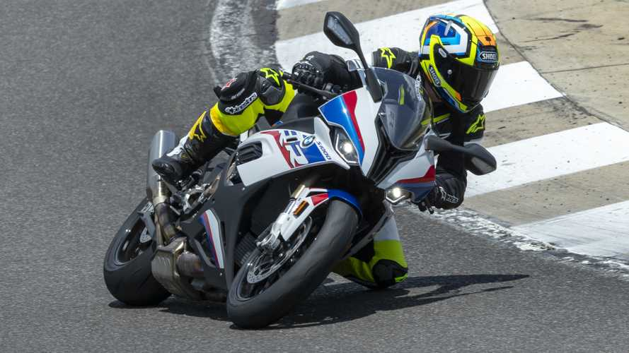 2020 BMW S 1000 RR Review