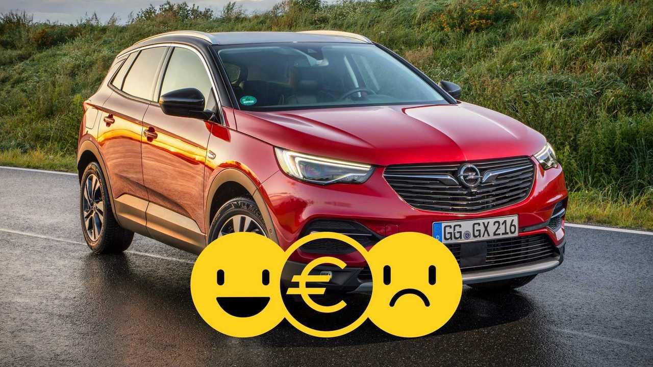 Promozione Opel Grandland X giugno 2019