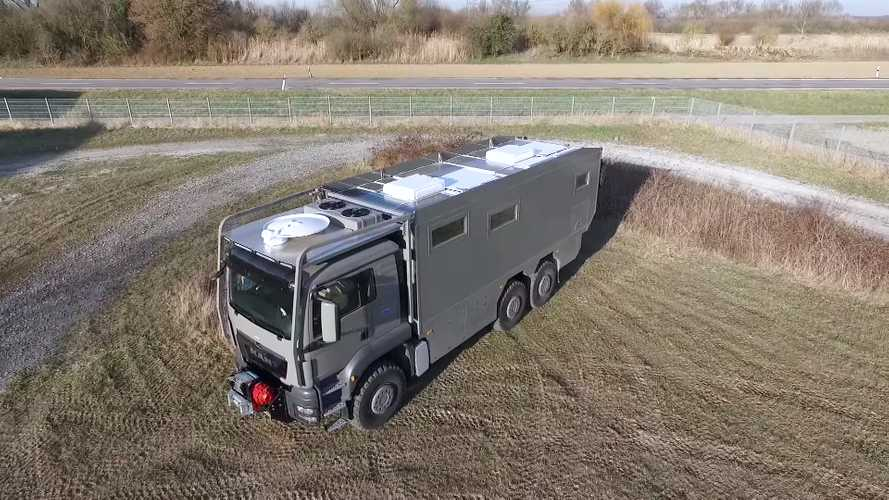 Unicat Has Another Epic Off-Road RV For Conquering The World