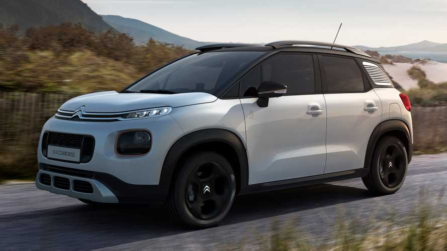 C1 and C3 Aircross get makeover to mark Citroen's centenary