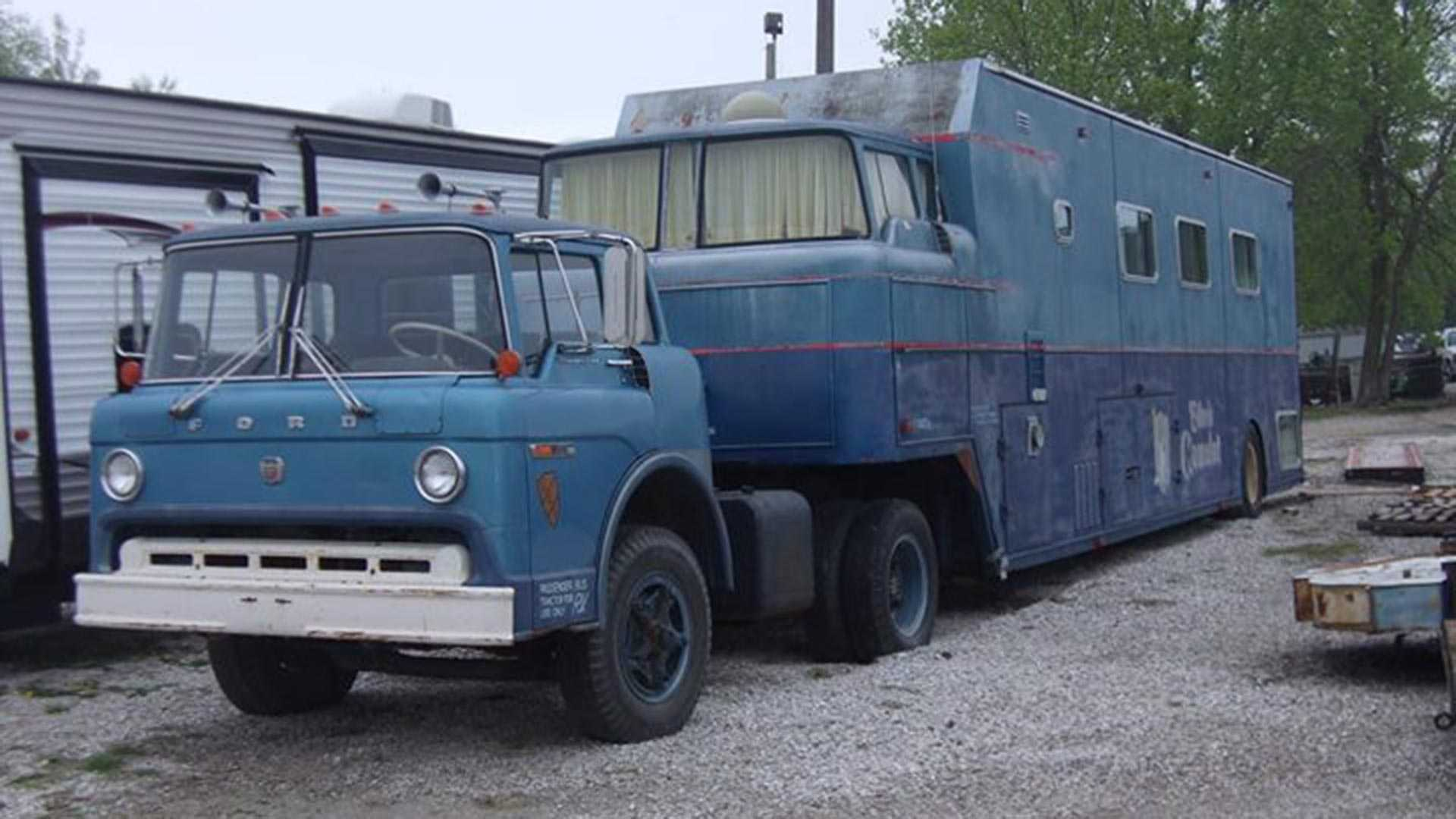 Unique Ford RV Offers 1970s Time Warp for $40k