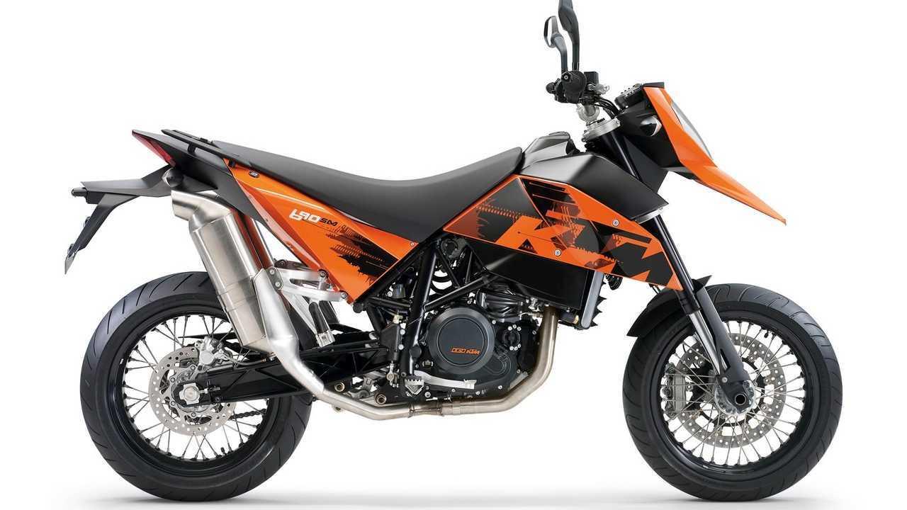 2007 KTM 690