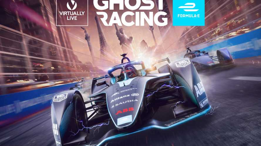 Formula E unveils ghost racing mobile game