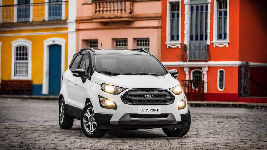 Ford EcoSport FreeStyle 2020